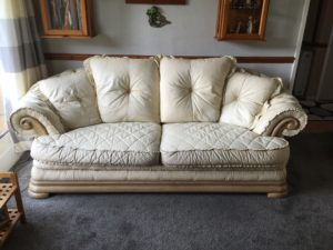 Leather Sofa Repairs Barnsley
